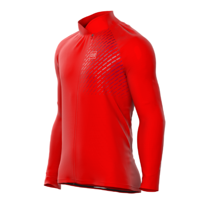 Hurricane Jacket v2 Red