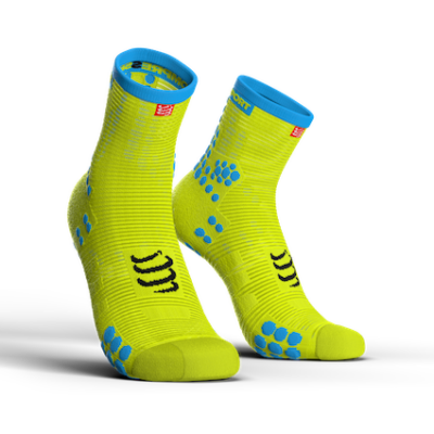Pro Racing Socks v3.0 Run High Fluo Yellow