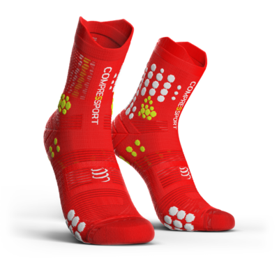 Pro Racing Socks v3.0 Trail Red White