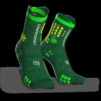 Pro Racing Socks v3.0 Trail Green Yellow